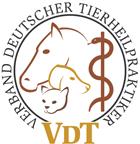 Verband Deutscher Tierheilpraktiker (VDT) Logo